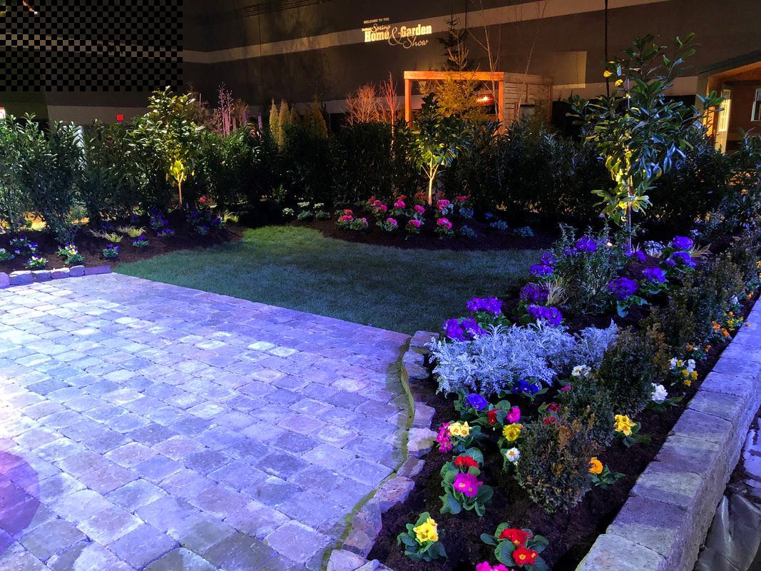2019 Spring Home And Garden Show Cadwell Landscaping Llc